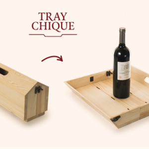 Tray Chique